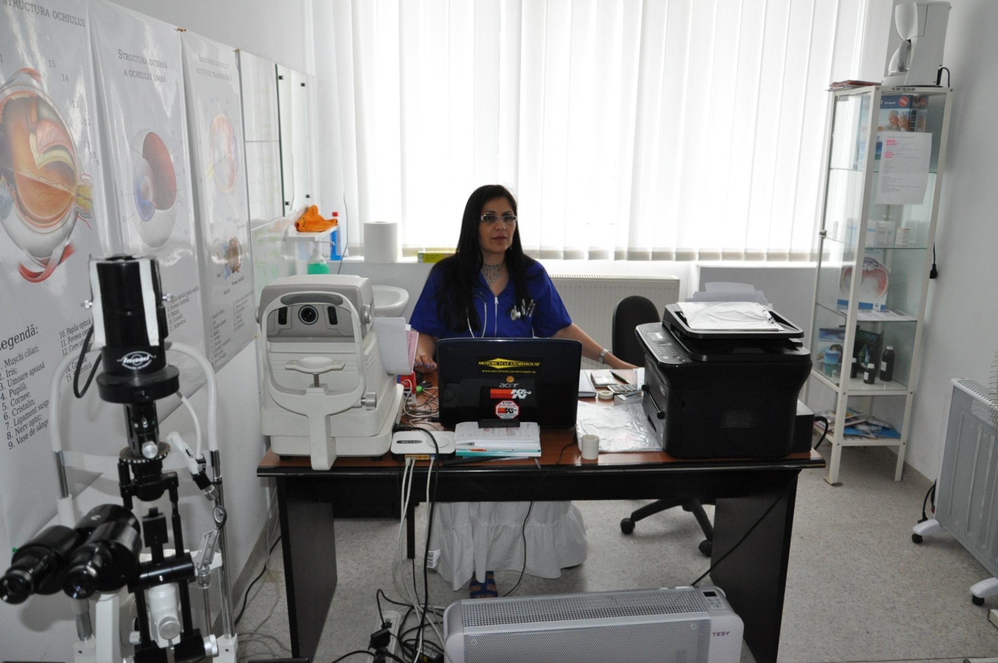 Dr Cristina Matei, Medic primar medicina de familie